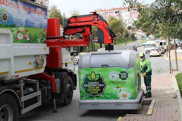 Gaziosmanpaşa Belediyesi'nin Temizlik Hizmetleri