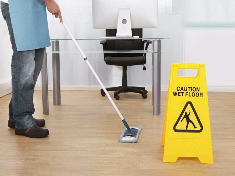 İş Güvenliğinde İşyeri Temizliği Ve Düzeni